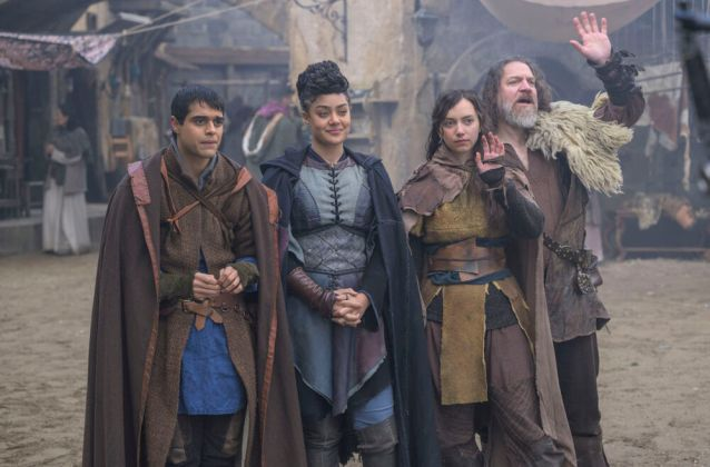 The Outpost Season- 4 Episode 8 The Pleasing Voice of the Masters