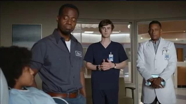 The Good Doctor Season 5 Episode 4 Return Date of