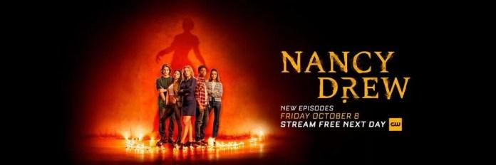 Nancy Drew Season 3 Episode 1 Photos