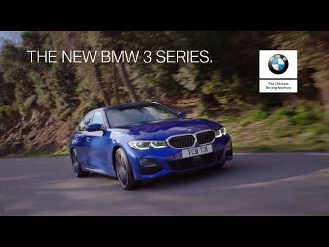Bmw Introducing The New Bmw 3 Series Tv Ad Music