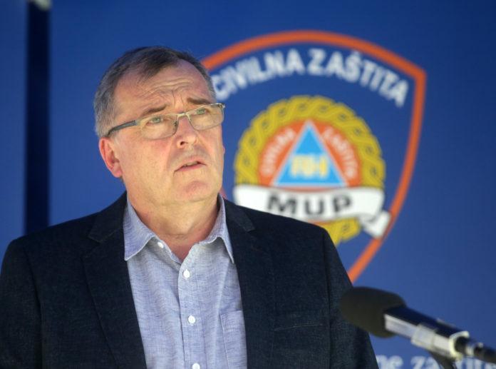 Hrvatska : Capak 'Teško je reći, ali ako baš hoćete, mislim da će se pandemija smiriti za dvije godine'