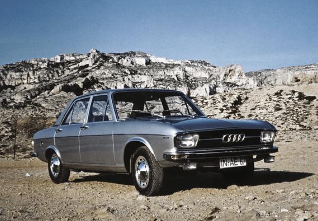 Audi 100, prvi Anti-Mercedes iz Ingolstadta, predstavljen 26. studenoga 1968.