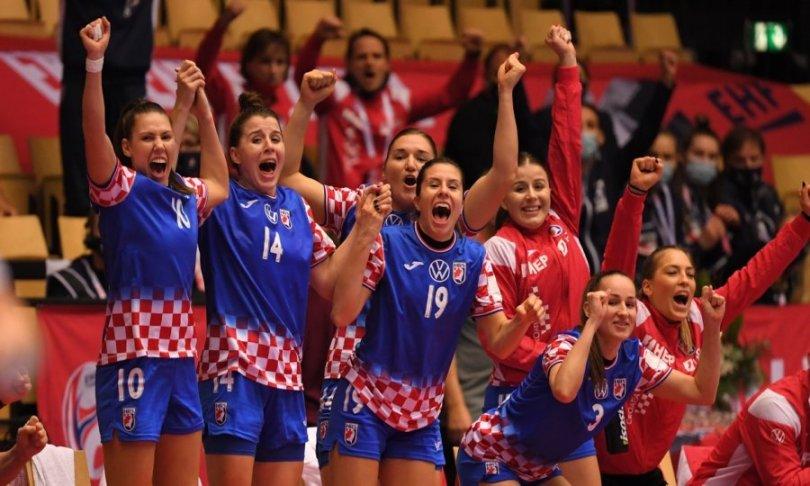 Imamo medalju! Hrvatske su rukometašice razbile Dankinje i osvojile povijesno odličje; brončane su na Europskom prvenstvu