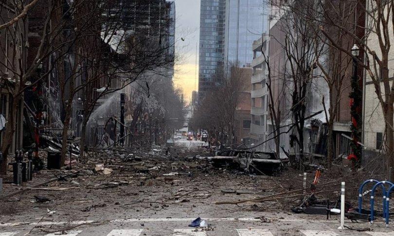 Velika eksplozija u Nashvilleu, policija otkrila detalje: Iz sumnjivog kampera prije detonacije emitirano je upozorenje da će eksplodirati bomba