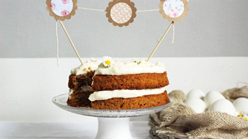 Torta od mrkve s kremom