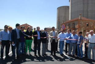 Photo of Inaugurada la carretera de Villanueva de Azoague a Benavente