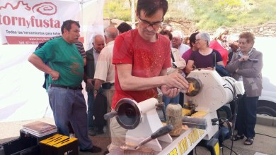 Photo of Exitoso I Encuentro de artesanos en Pobladura del Valle