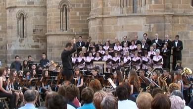 Photo of Fotografías del concierto a cargo de a Coral Benaventana y Banda de Música Maestro Lupi
