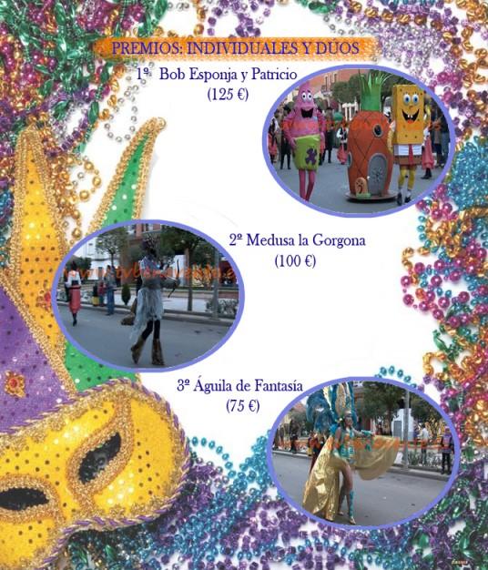 premios carnaval 2013 1