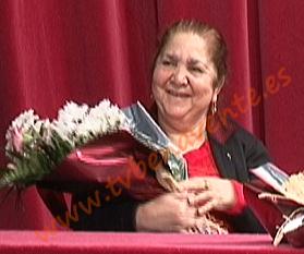 1- Lourdes Águeda Mayo