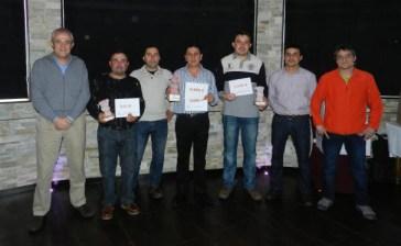 Premios granjeros cerdos de cebo 2012