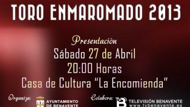 Photo of PRESENTACIÓN TORO ENMAROMADO 2013