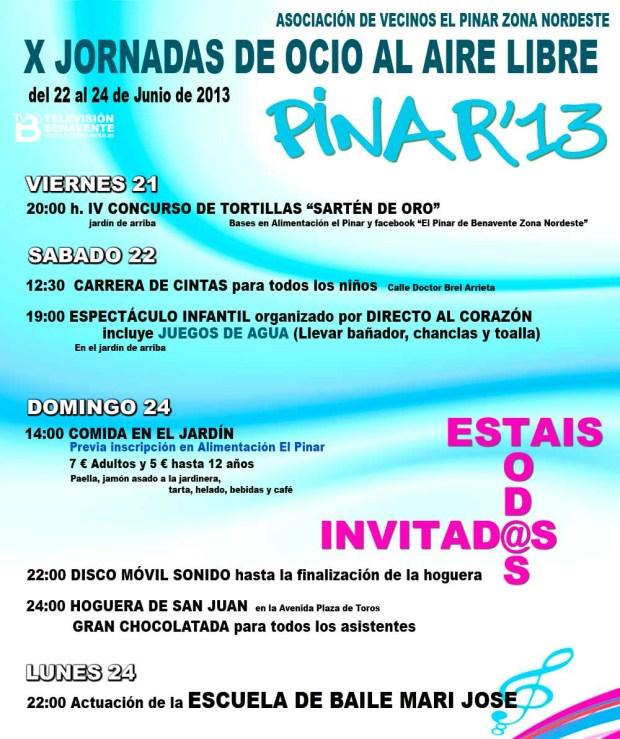 fiestas pinar2013