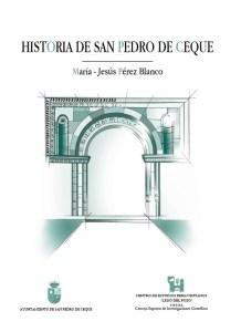 Portada de Historia de San Pedro de Ceque