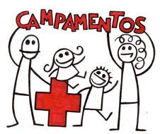 campamento cruz roja