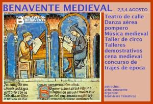 cartel mercado medieval 2013