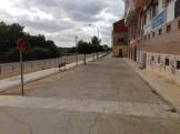 aparcamiento via canal