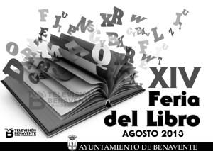 cartel feria libro XIV tv