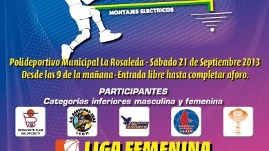"Photo of TORNEO APERTURA ""CIUDAD DE BENAVENTE"" – BENAVENTE CLUB BALONCESTO"