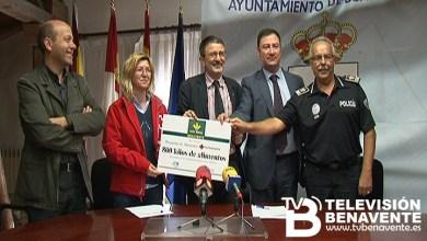 Photo of CRUZ ROJA BENAVENTE RECIBE 800 KILOS DE ALIMENTOS