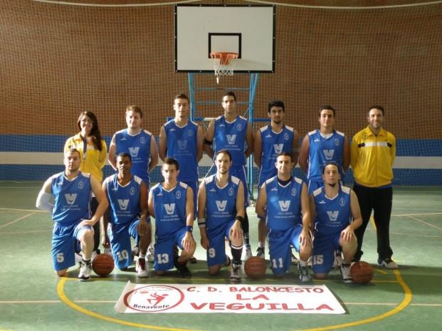Club Deportivo Baloncesto La Veguilla
