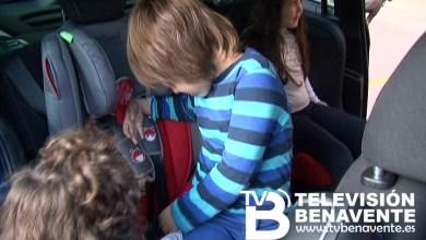 Photo of Los menores que midan 135 cm o menos deben viajar en los asientos traseros del vehículo