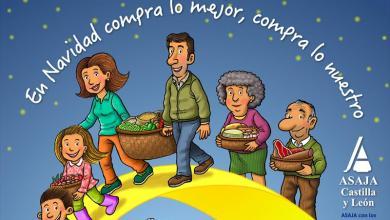 """Photo of ASAJA: """"EN NAVIDAD COMPRA LO MEJOR, COMPRA LO NUESTRO"""""""