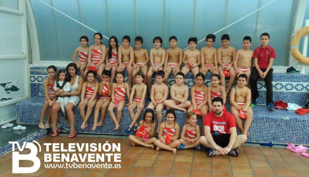 Categorias Base - Club Deportivo Benavente Natacion