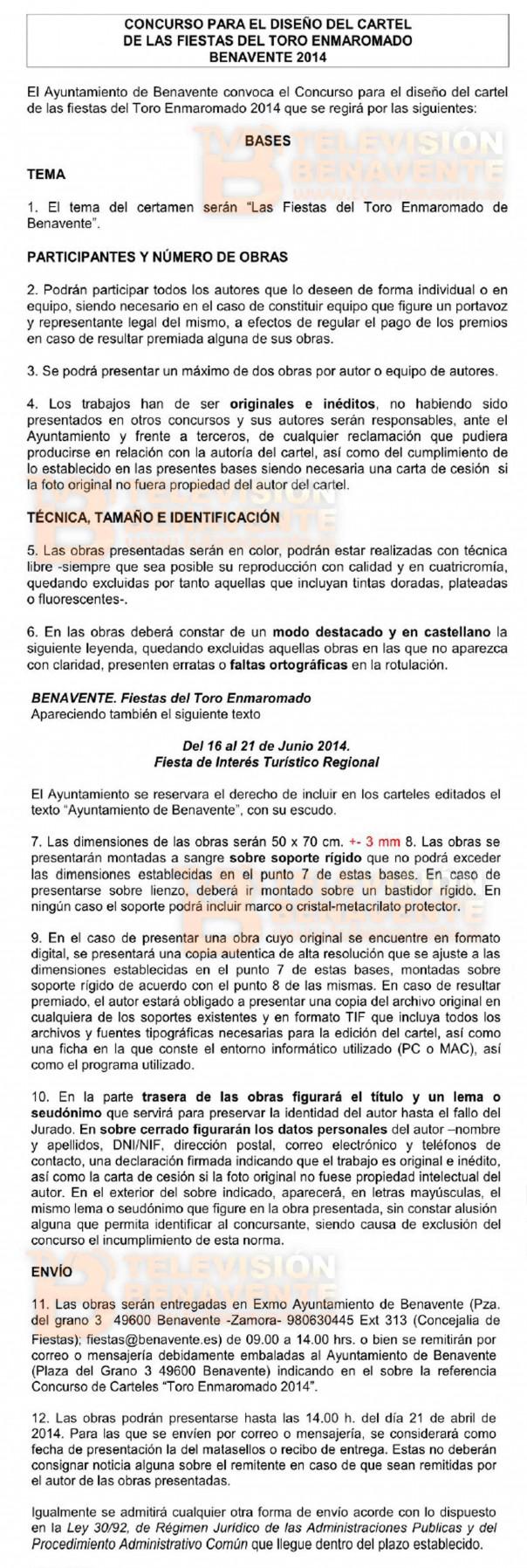 bases cartel toro 2014_1