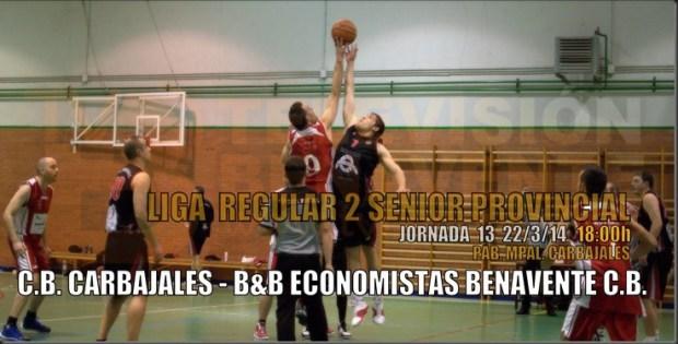 liga regular 2 senior provincial - benavente baloncesto