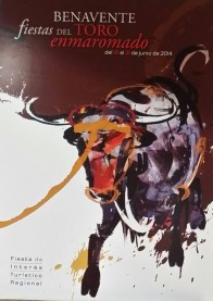 Cartel Finalista TORO ENMAROMADO 2014 - 3