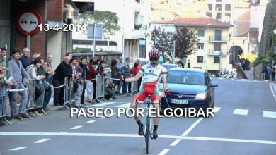 Photo of El equipo ciclista Ferretería la Fuente-Bicis Clemente arrasa en el XXXIV Saria Elgoibarko Hiria de Elgoibar.