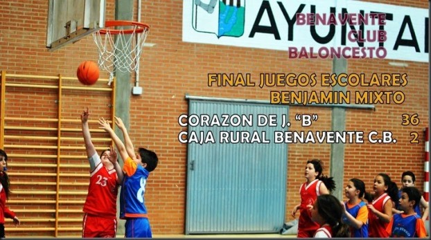 1 final juegos escolcares baloncesto