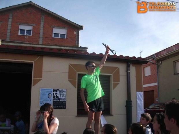 Fernando Lorenzo Ganador Masculino de la Prueba
