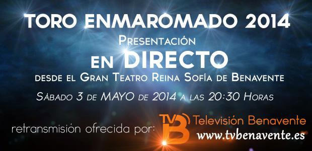Toro Enmaromado 2014 TV Benavente