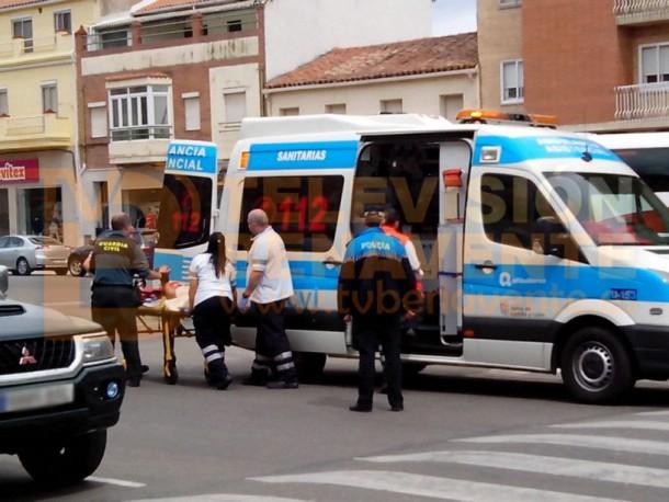 emergencia 112 - benavente  2
