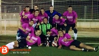 """Photo of El equipo """"De Todo Un Poco"""" se proclama Campeón de la Copa Municipal de Fútbol 7"""
