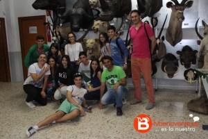 Grupo en el CZULE 2