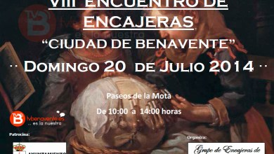 """Photo of VIII ENCUENTRO DE ENCAJERAS """"CIUDAD DE BENAVENTE"""""""