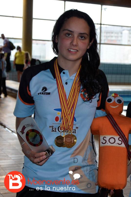 Esther Barrientos - SALVAMENTO BENAVENTE