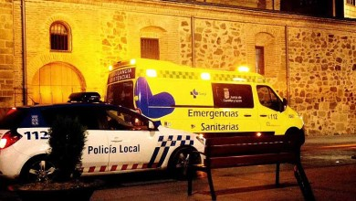 Photo of EL SERVICIO DE EMERGENCIAS ASISTE A UN MENOR EN LA PLAZA SANTA MARÍA