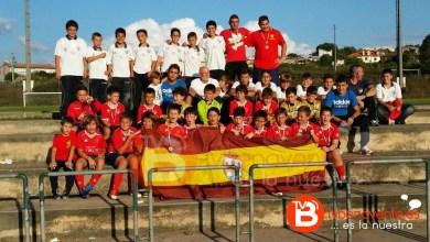 Photo of LOS ALEVINES DEL PRIMER AÑO DEL CLUB DEPORTIVO BENAVENTE SE PROCLAMAN VENCEDORES EN PORTUGAL