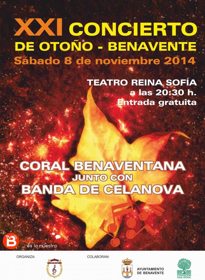 coral concierto otoño 2014-2