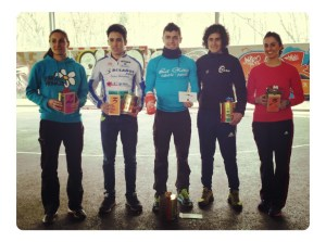 podium diatlon cross el asturcon