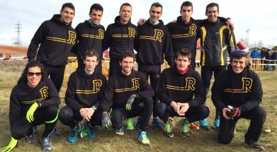 Equipo Solo Runners Burgos