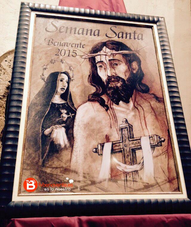 Cartel Semana Santa 2015 · Benavente