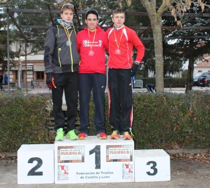 sixto podium