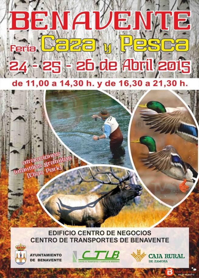 feria caza y pesca 2015