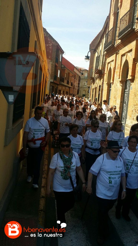 II marcha cancer 09