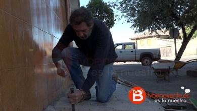 """Photo of Juan Dúo se pone """"manos a la obra"""" en el barrio Santa Clara"""